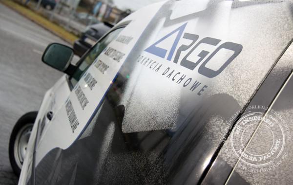 CAR WRAPPING – ARGO