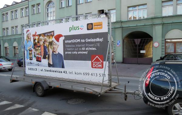 Kampania reklamowa Siedlce-Węgrów