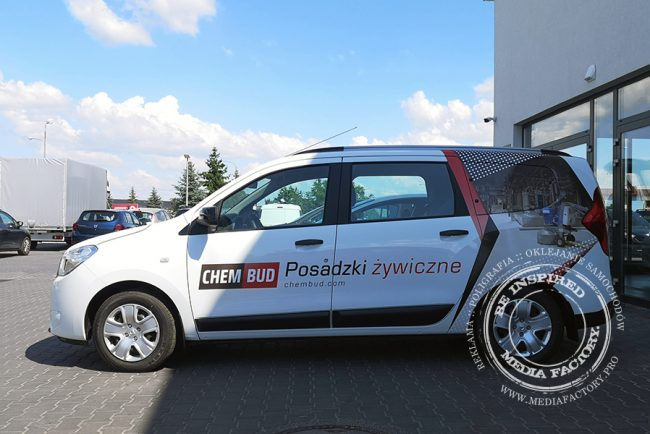 Chembud – Dacia Lodgy