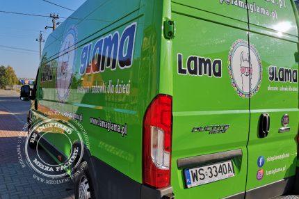 Lama Glama – Fiat Ducato